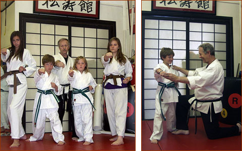 Beverly Hills Kids Karate Classes