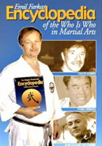 Encyclopedia Of Martial Arts Who Is Who [VHS]